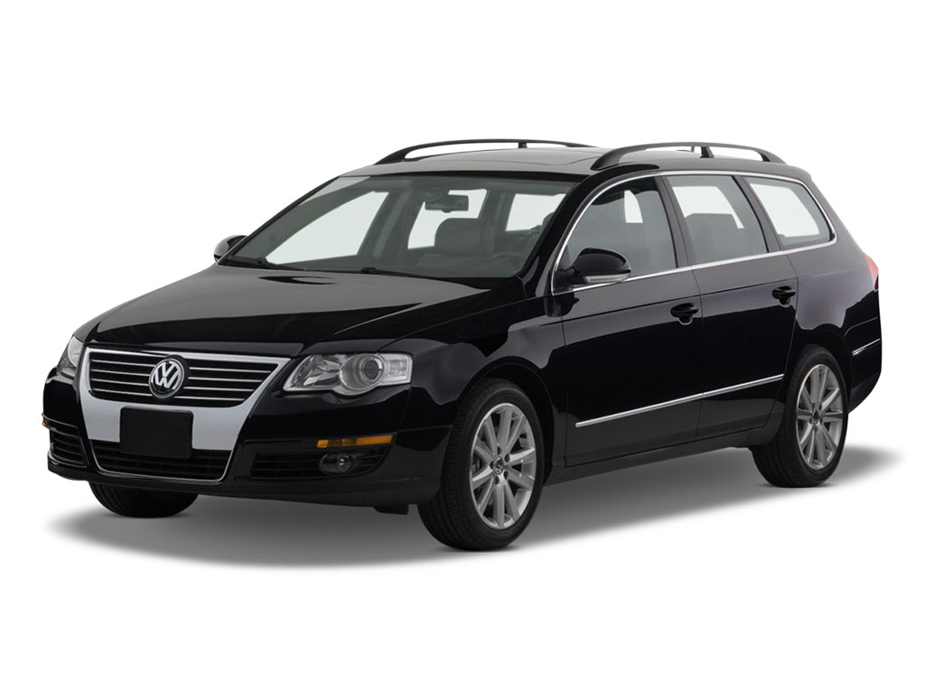 VW Passat Station